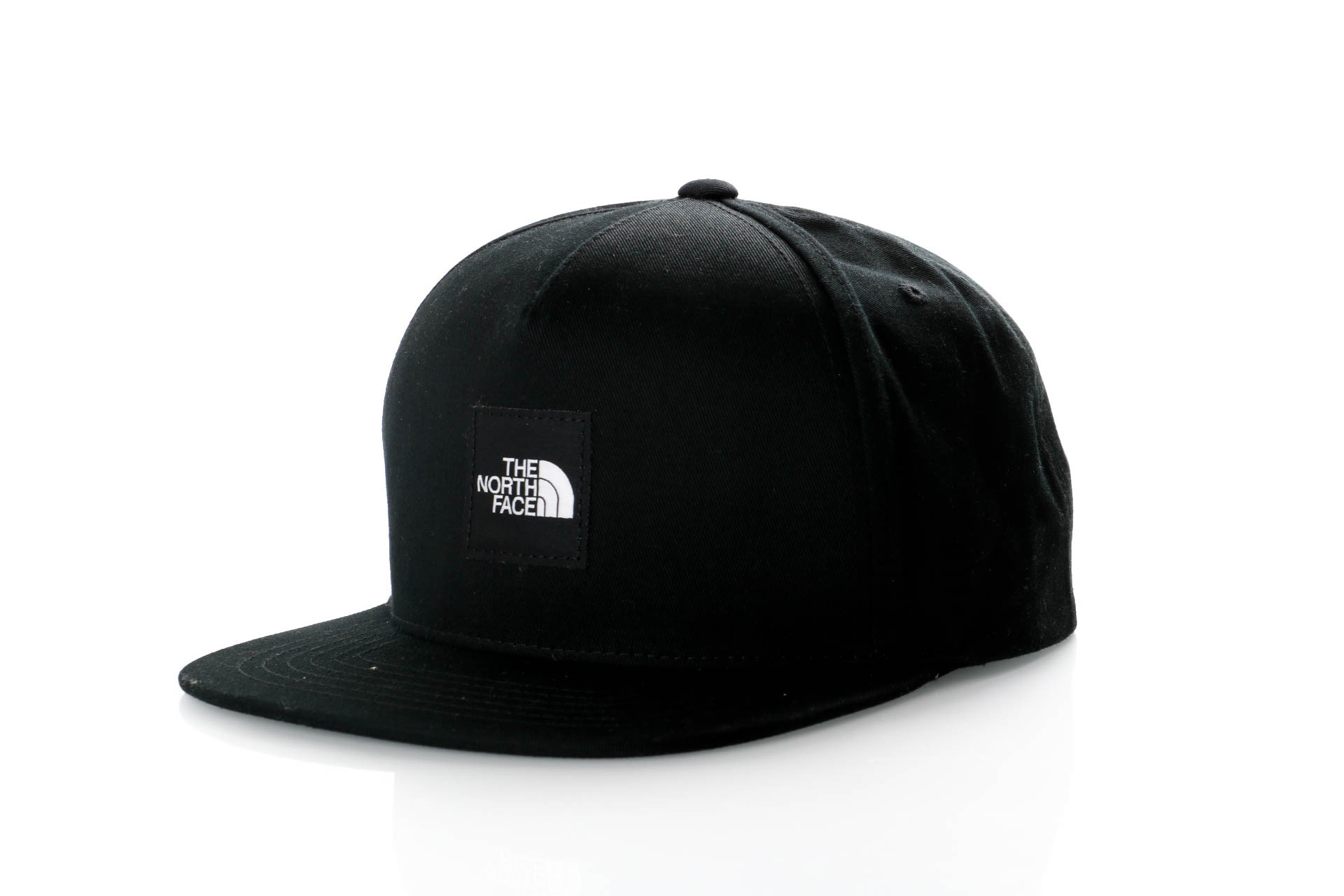 Foto van The North Face Street Ball Cap T93Ffkkx7 Snapback Tnf Black/Tnf Black