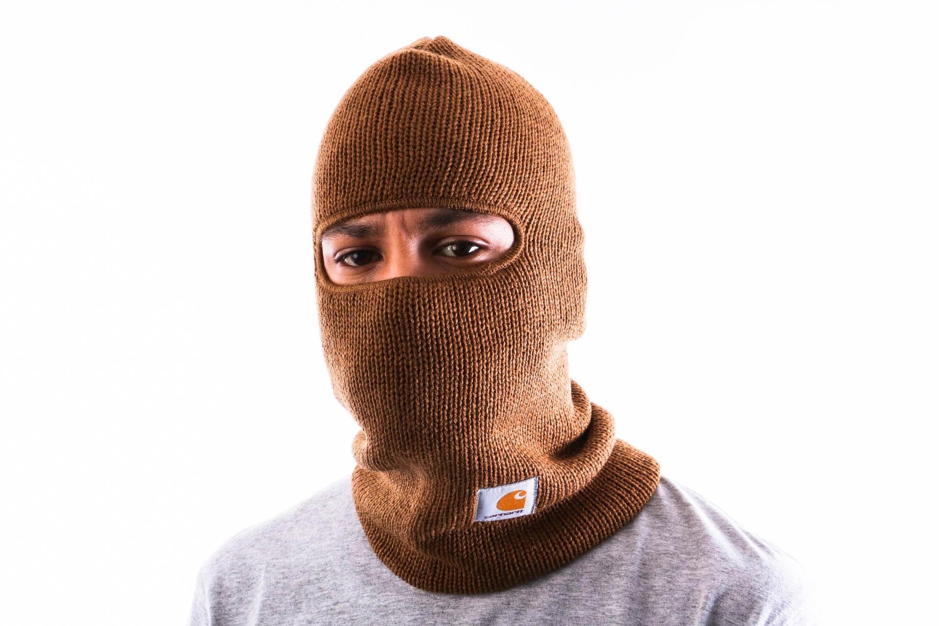 Foto van Carhartt WIP Storm Mask I025394 Muts Hamilton Brown