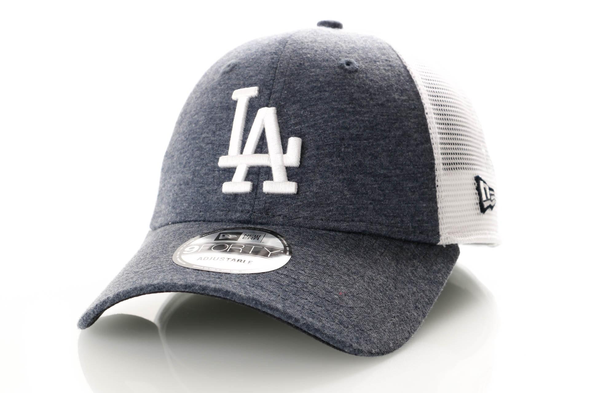 Foto van New Era Summer League 9Forty 11945626 Trucker Cap Team Colour Los Angeles Dodgers