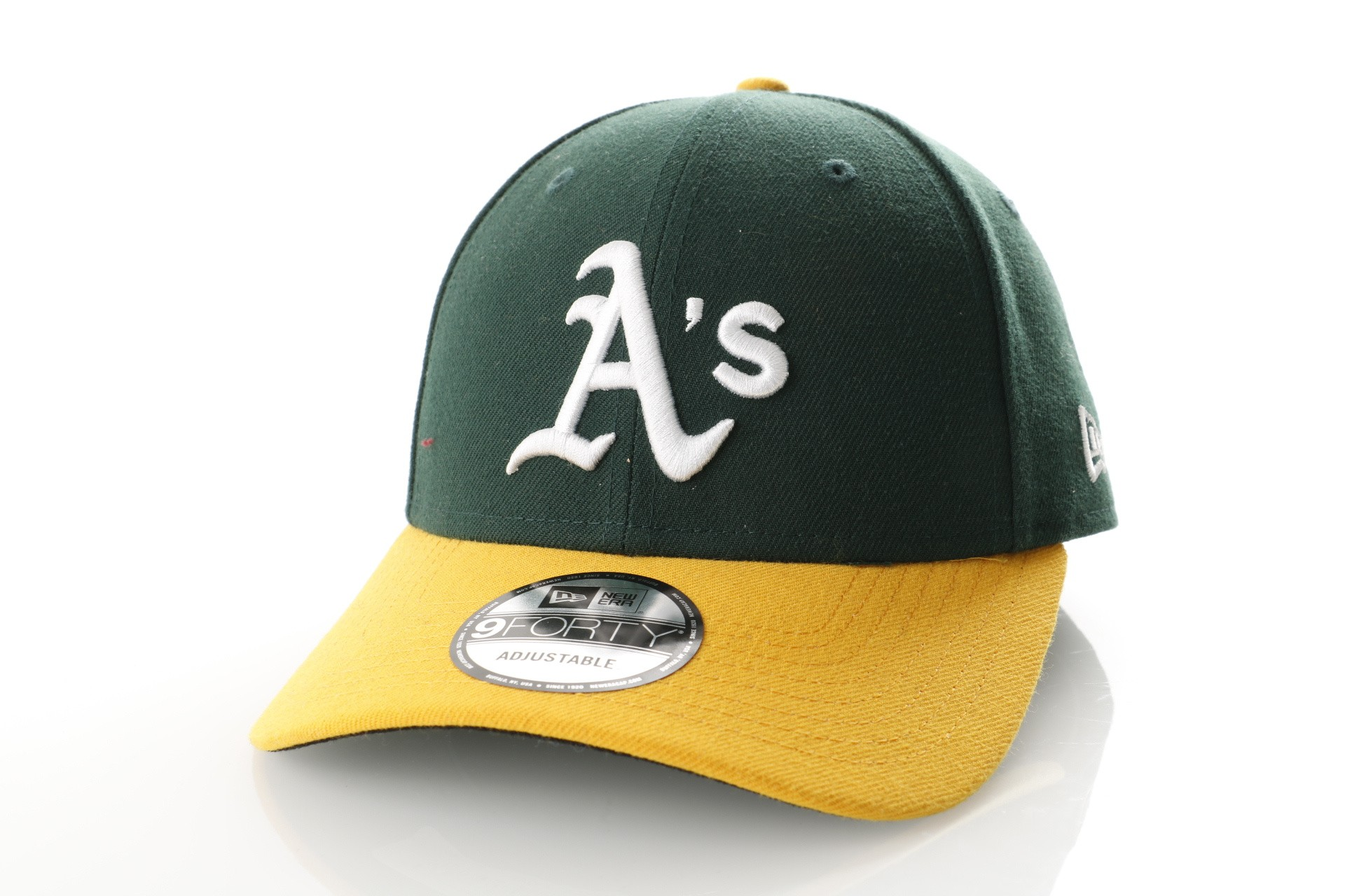 Foto van New Era Ac Perf 5950 Oakland Athletics 70361054 Fitted Cap Offical Team Colour Mlb