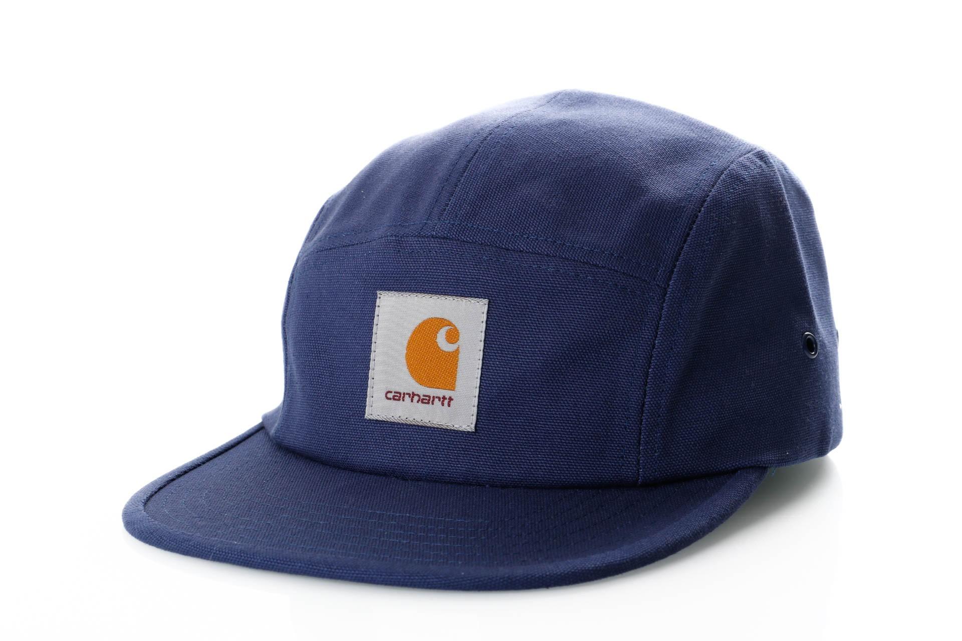 Foto van Carhartt WIP Backley Cap I016607 Strapback cap Metro Blue