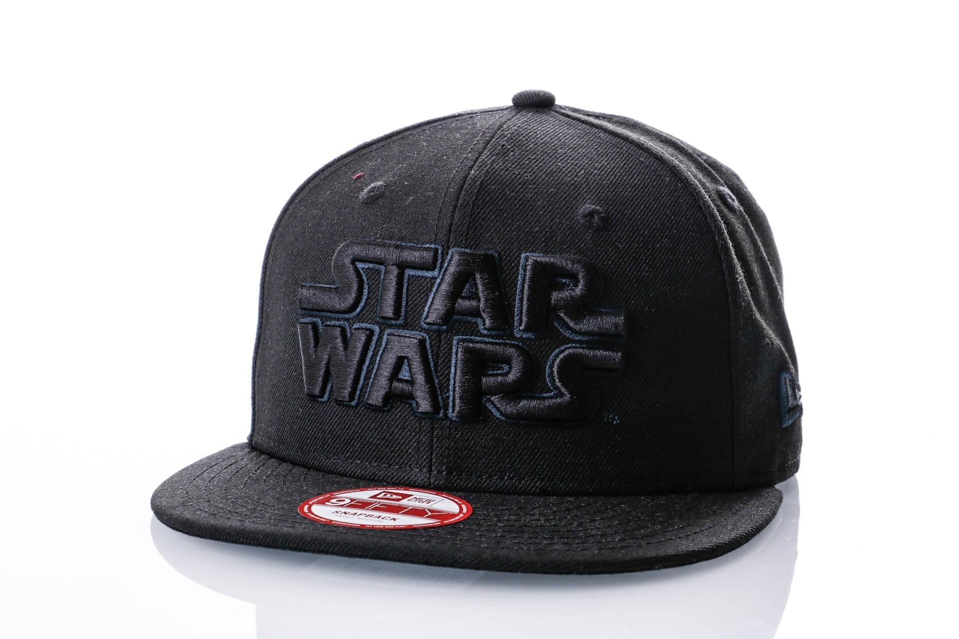 Foto van New Era 950 EMEA STAR WARS NE70318516 Snapback cap blkblkgrh Marvel
