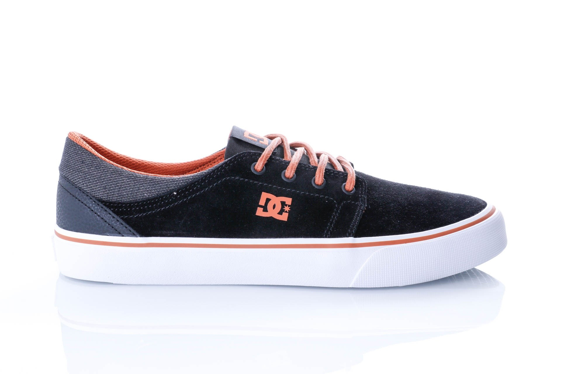 Foto van DC TRASE SE M SHOE BC1 ADYS300173 sneakers black/caramel