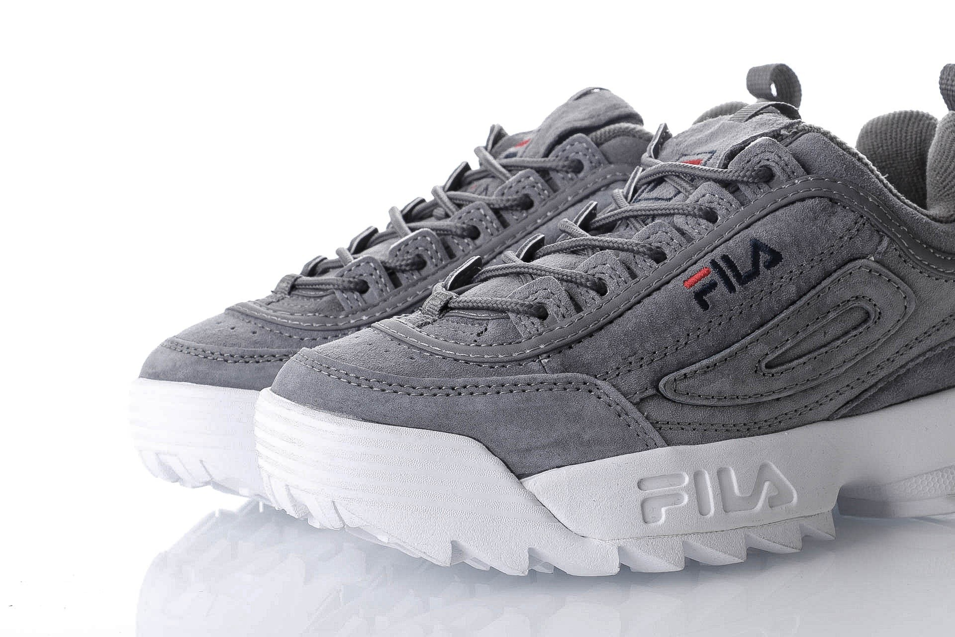 13379bfdc4e3 Fila Disruptor S low wmn 1010436 Sneakers monument - Go-Britain.nl