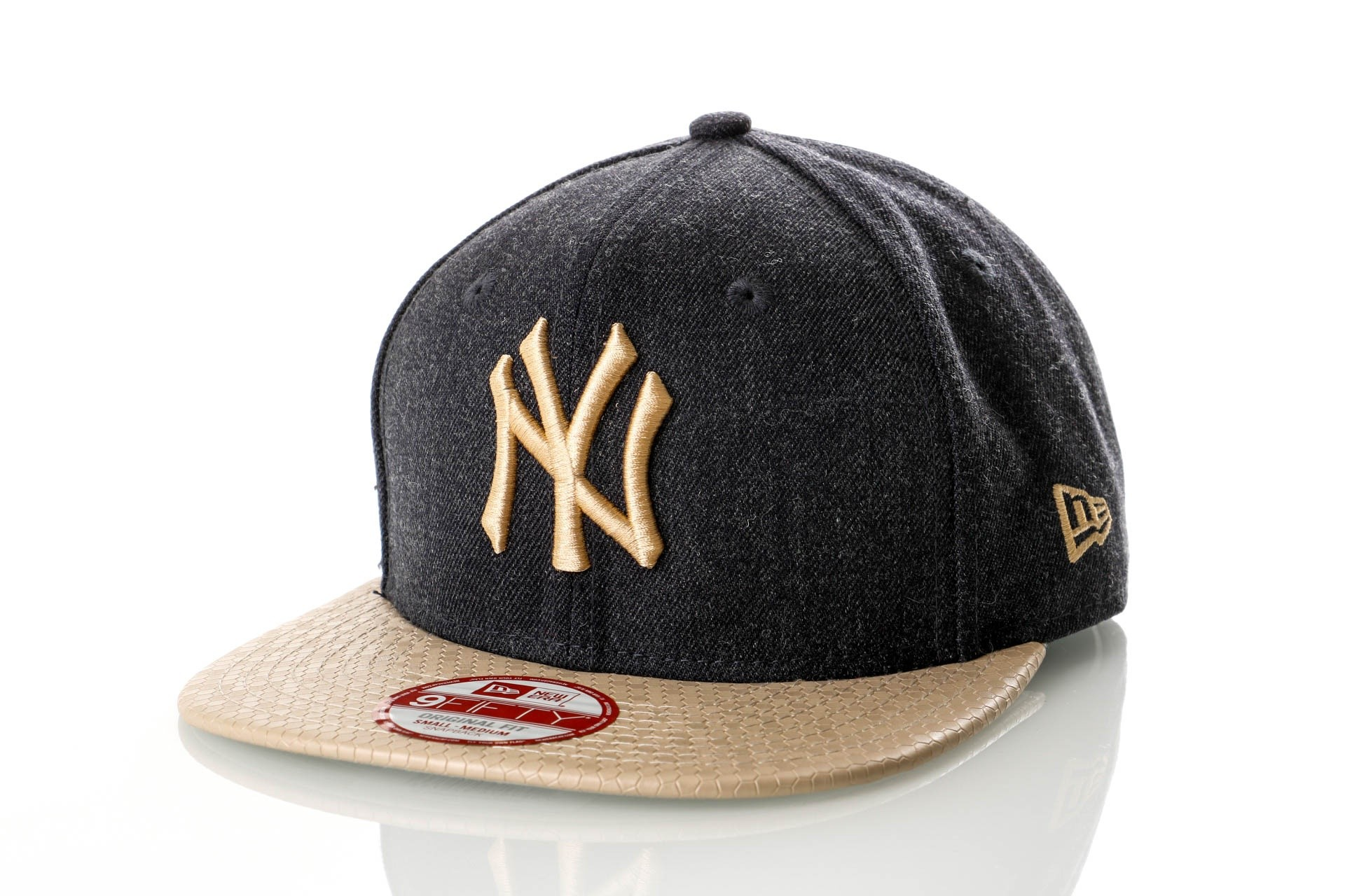 Afbeelding van New Era HEATHER HEX NE80214433 Snapback cap HNVSTN MLB