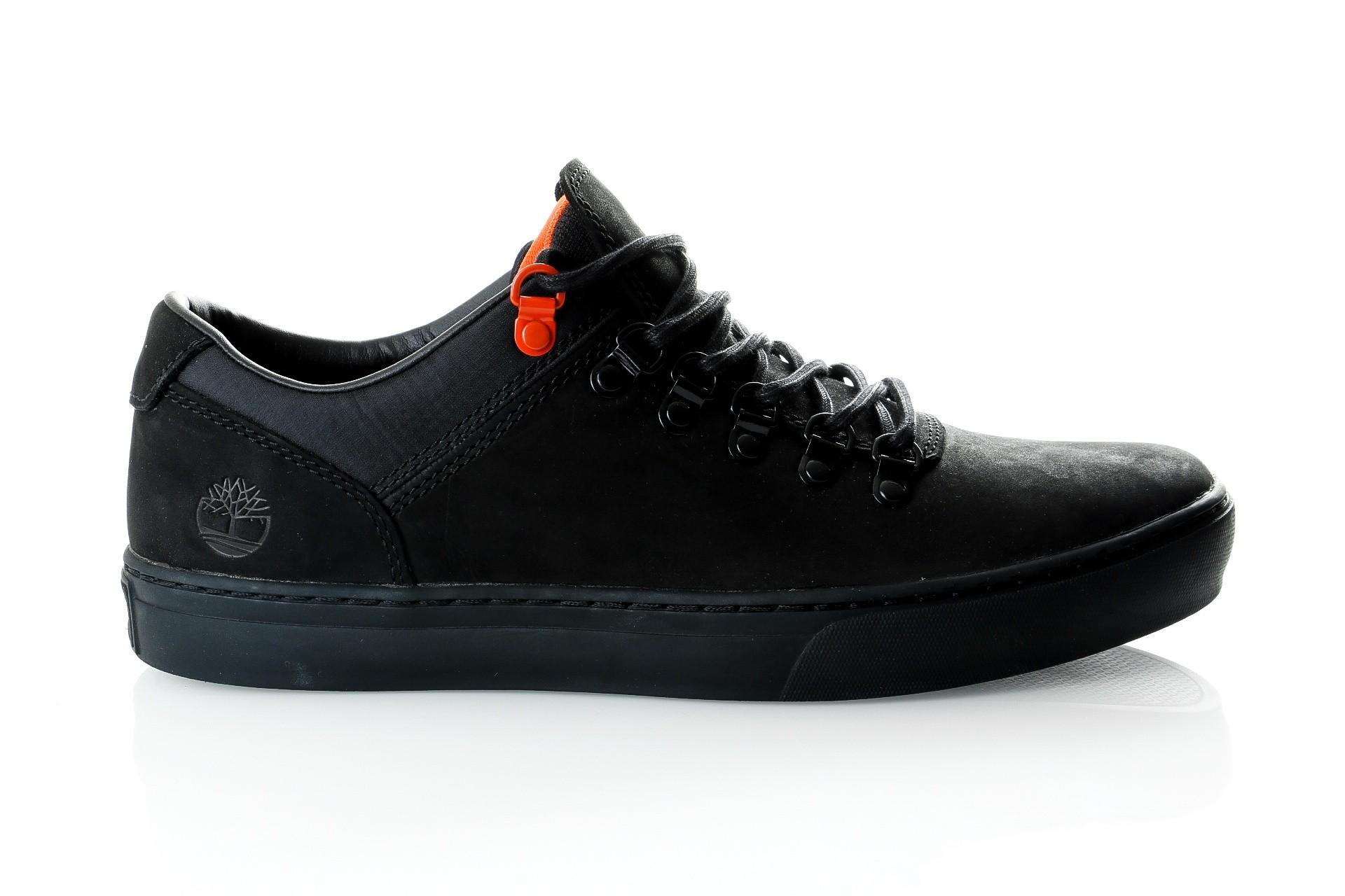 Foto van Timberland Adv 2.0 Cupsole Alpine Ox TB0A1SJQ0011 Sneakers Black Nubuck