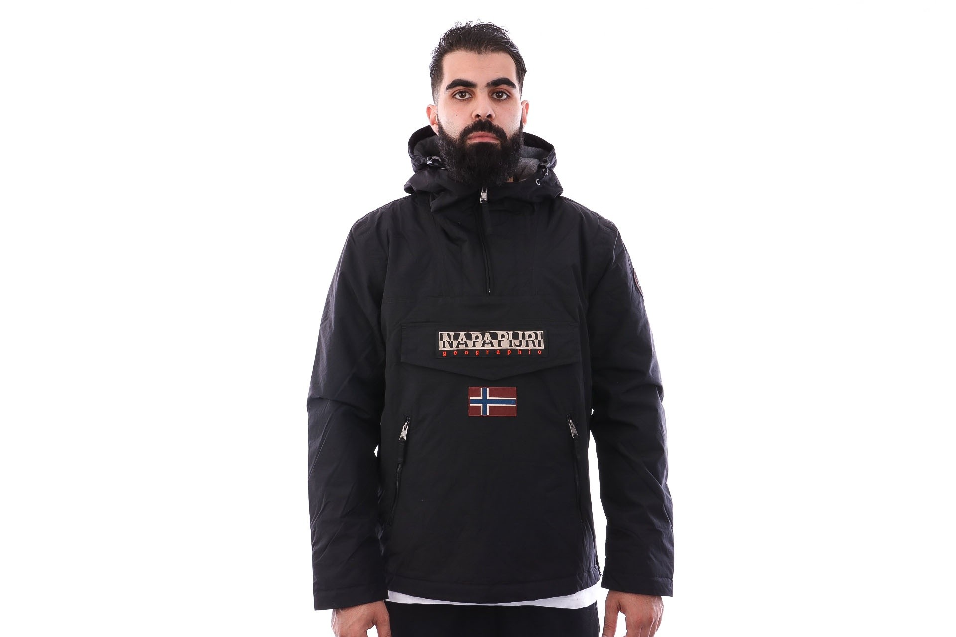 Foto van Napapijri RAINFOREST POCKET N0YGNL041 Jas BLACK