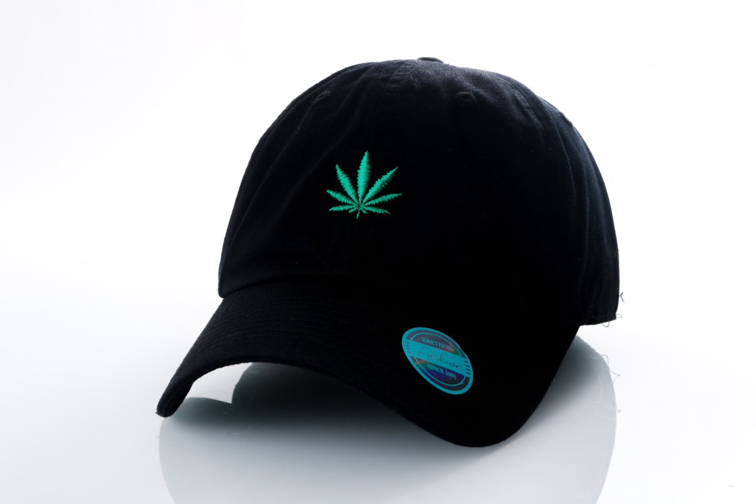 Foto van Ethos Weed KBSV-064 black KBSV-064 dad cap black