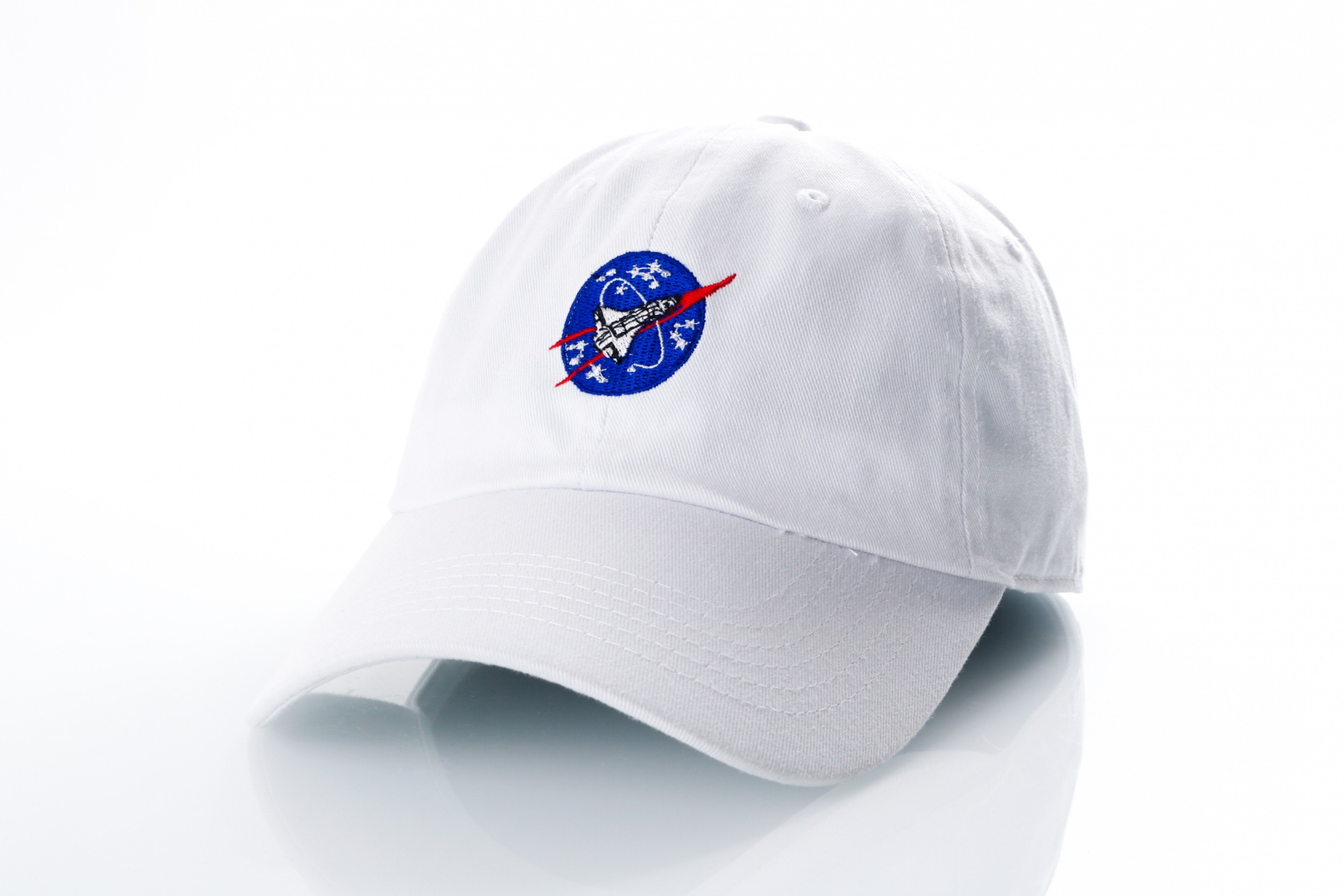 Foto van Ethos Space KBSV-036 white KBSV-036 dad cap white