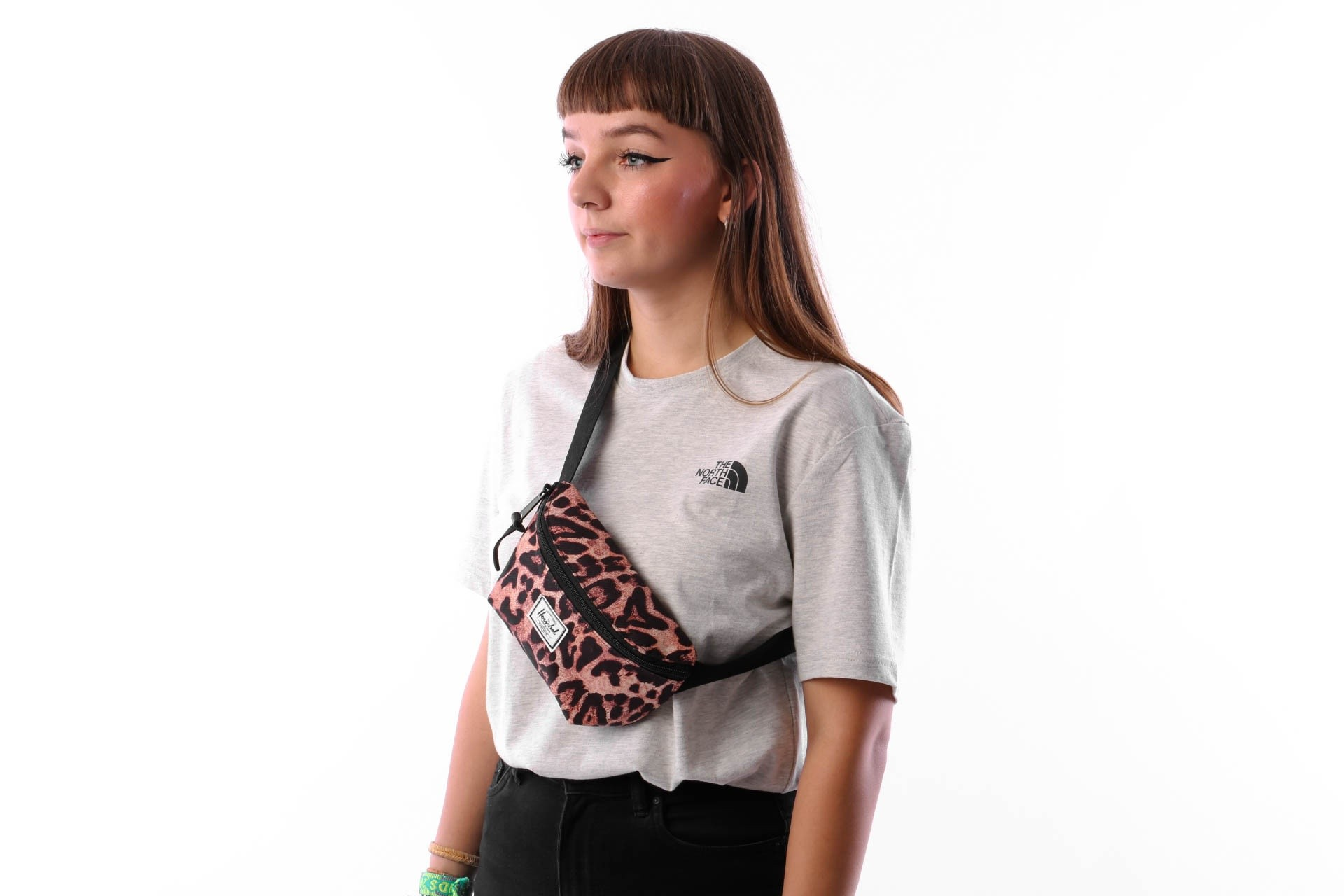 Foto van Herschel Supply Fourteen 10514-02110-OS Heuptas Desert Cheetah