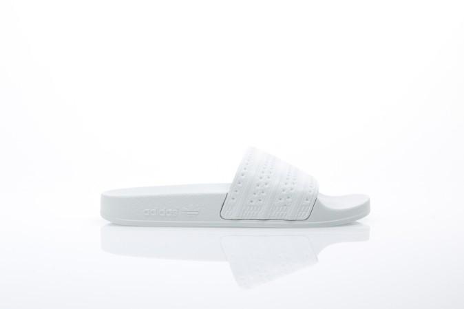 Afbeelding van Adidas Originals BA7540 Slide sandal Adilette Groen
