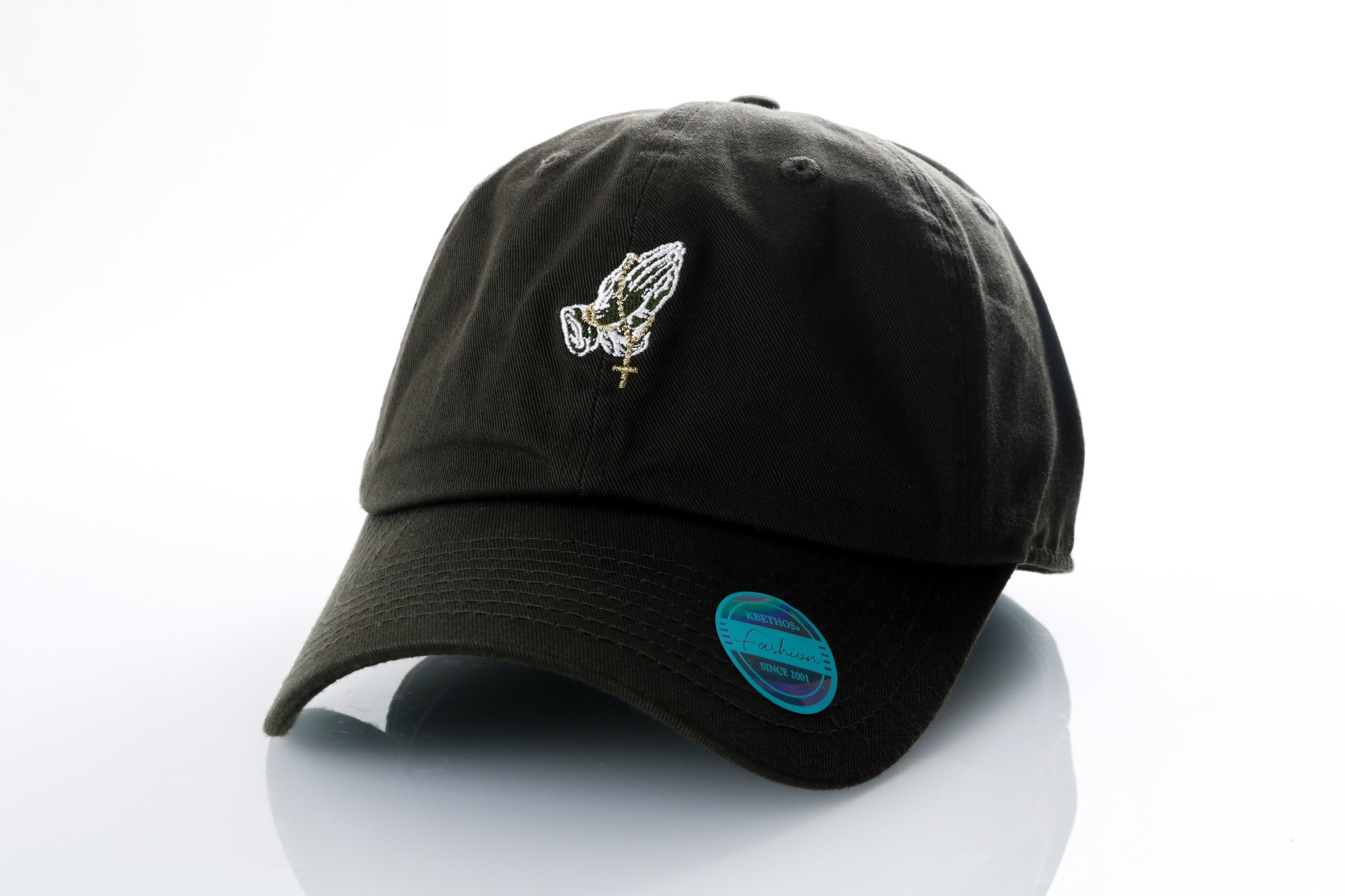 Foto van Ethos Pray KBSV-060 black KBSV-060 dad cap black