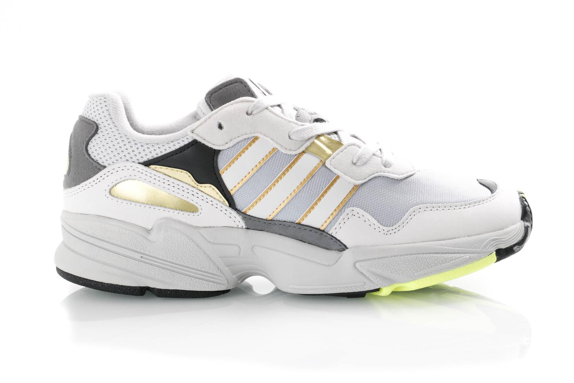 033bb956013 Afbeelding van Adidas Yung-96 Db3565 Sneakers Silver Met./Grey One F17/