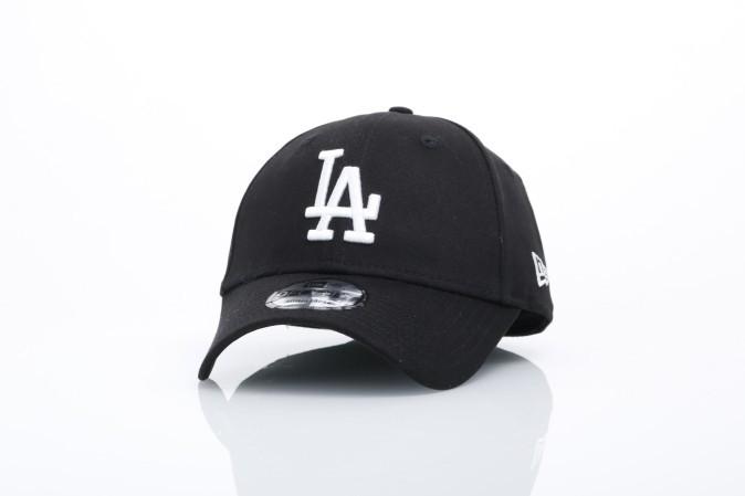 Afbeelding van New Era 11405493 Dad cap MLB league essential 940 LA Dodgers Zwart