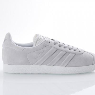 Adidas Originals BB6709 Sneakers Gazelle stitch and turn Grijs