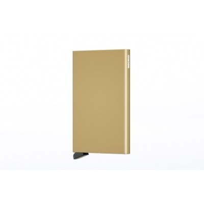 Secrid C-GOLD Wallet Cardprotector Goud