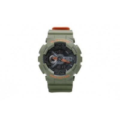 Afbeelding van Casio G-Shock GA-110LN-3AER Watch GA-110LN Groen