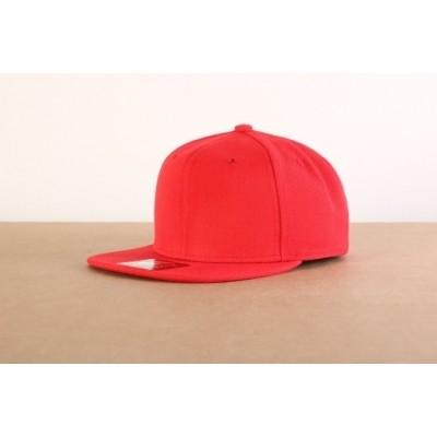 Starter ST-359-RED-BLK Snapback cap Branded Rood