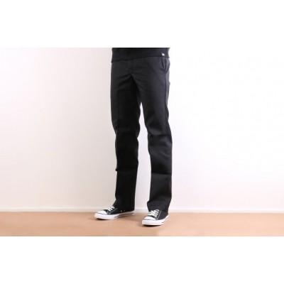 Dickies Workwear WP873-BK Chino Slim straight Zwart