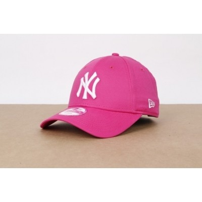 Afbeelding van New Era 11157578 Dad Cap Fashion Essential 9Forty Ny Yankees Roze