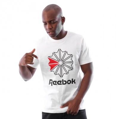 Afbeelding van Reebok F GR TEE DH2098 t-shirt WHITE