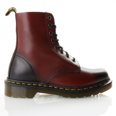 Dr. Martens PASCAL 21154600 Schoenen CHERRY RED ANTIQUE TEMPERLEY