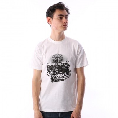 Dickies 06 210579-WH T-shirt Dodson Wit