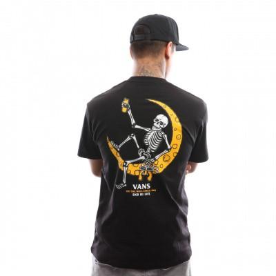 Afbeelding van Vans Moonshine Ss VN0A3W12BLK T shirt Black