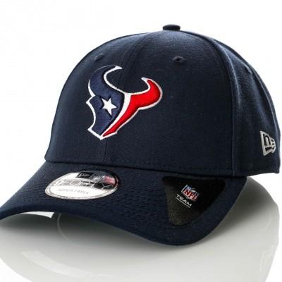 Afbeelding van New Era Nfl The League Houston Texans 10517883 Dad Cap Official Team Colour Nfl