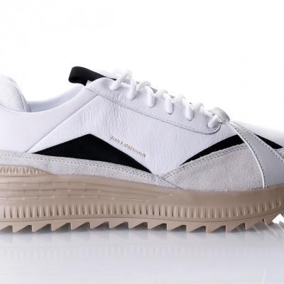 Afbeelding van Puma Avid HAN 367187 Sneakers puma white-safari