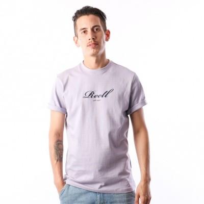 Reell T-Shirt Script T-Shirt 1301-015 200 Lavender