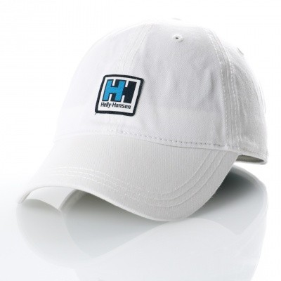 Helly Hansen 67199-001 Dad cap Logo cap Wit
