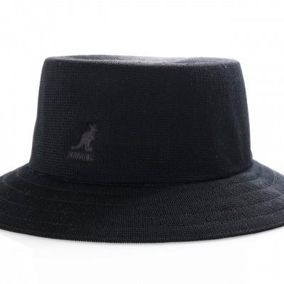 Afbeelding van Kangol Tropic Rap Hat K3314St Hoed Black