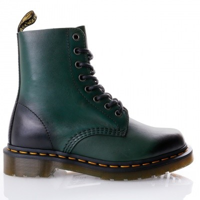 Dr. Martens 1460 PASCAL 23986300 Schoenen GREEN ANTIQUE TEMPERLEY