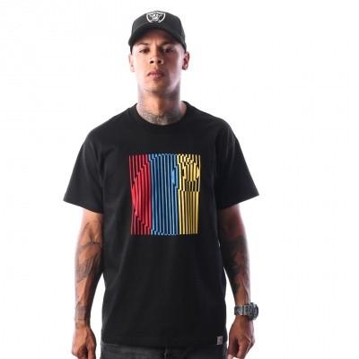 Carhartt WIP S/S Striped T-Shirt I025774 T-shirt Black