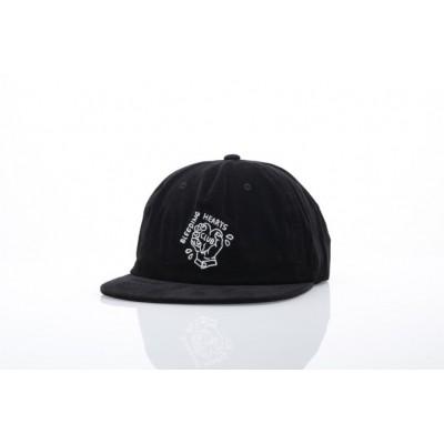 Afbeelding van Brixton 00751 Snapback cap Devout Zwart