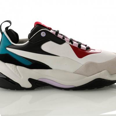 Afbeelding van Puma THUNDER RIVE DROITE WN'S 369452 Sneakers Glacier Gray-Barbados Cherry
