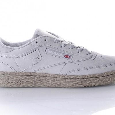 Afbeelding van Reebok CLUB C 85 MU CN5782 Sneakers NM-SKULL GREY/SUPER NEUTRAL/WHITE