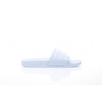 Afbeelding van Adidas Originals BA7539 Slide sandal Adilette Blauw