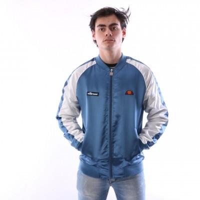 Ellesse SHW04389 Jacket Portofino Blauw