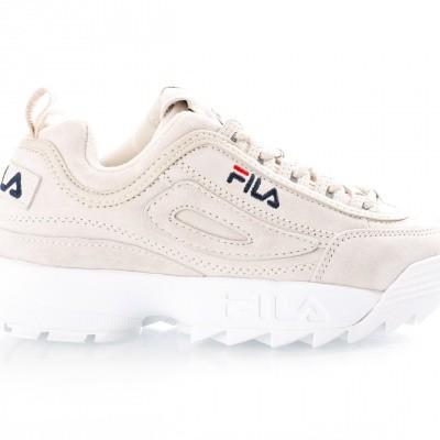 Fila Disruptor S low wmn 1010436 Sneakers chateau grey