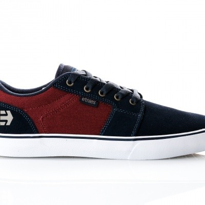 Etnies BARGE LS 4101000351 Sneakers NAVY/RED/WHITE 50