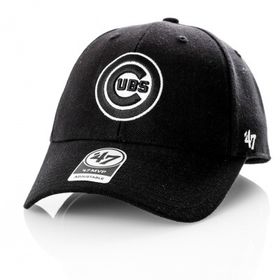 Afbeelding van 47 Brand B-MVPSP05WBP-BK BLACK MLB Chicago Cubs
