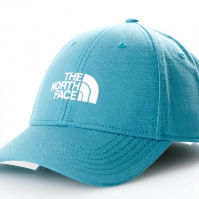 Afbeelding van The North Face 66 Classic Hat T0CF8C Dad Cap Storm Blue/Tnf White