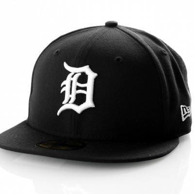 Afbeelding van New Era Ac Perf 5950 Detroit Tigers 70417640 Fitted Cap Offical Team Colour Mlb