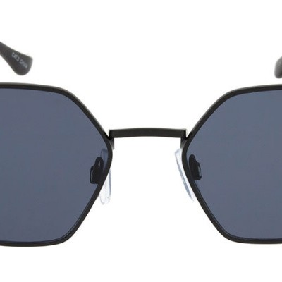 Afbeelding van Icon Eyewear M180725 A Zonnebril Matt Black