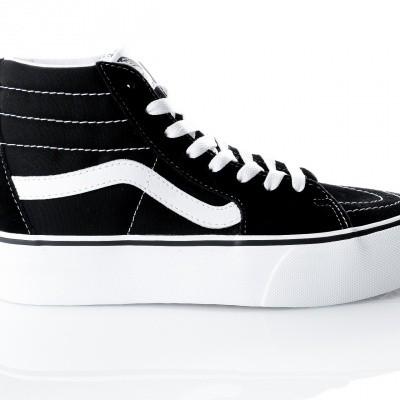 Afbeelding van Vans UA SK8-Hi Platform 2.0 VA3TKN6BT Sneakers black/true white