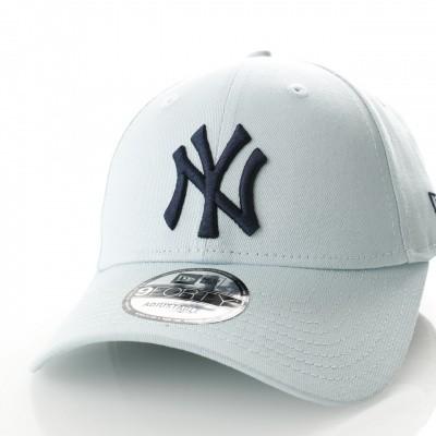 Afbeelding van New Era 9Forty Xblnvy New York Yankees 11841188 Dad Cap Light Blue/Black Mlb