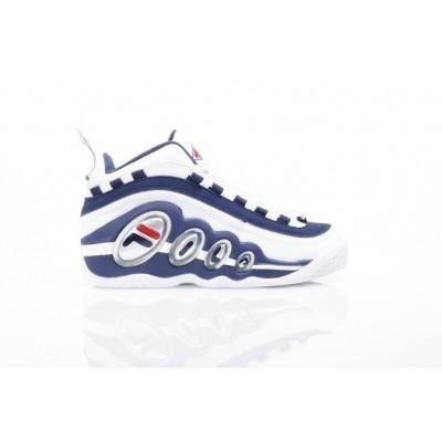 Fila 1VB90149-125 Sneakers Bubbles mid Wit
