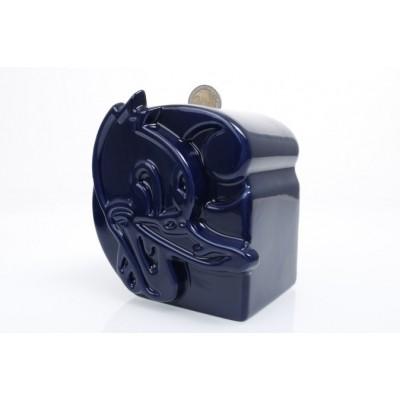 Afbeelding van Carhartt WIP I024339-7700 Spaarpot Duck c piggy bank Blauw